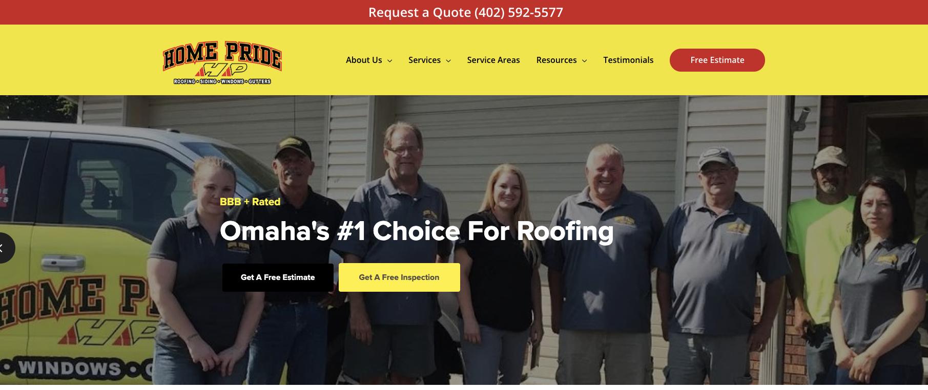 Red Oak Roofing Contractors Homepride Roofing
